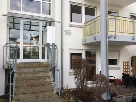 Helle 2 Zimmer Wohnung in Laupheim