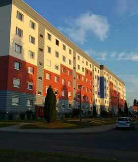 Helle 3-Zimmer-Wohnung mit Südbalkon in ruhiger Lage und Blick auf das Elbtal