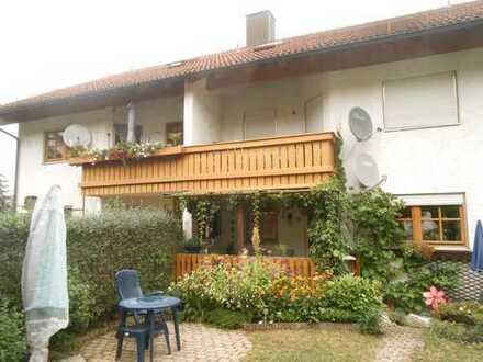 Vollständig renovierte 2-Zimmer-DG-Wohnung mit Balkon in Vilshofen