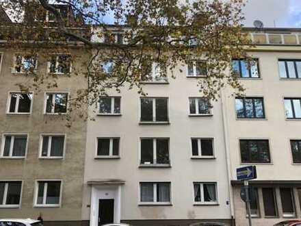 WG-geeignet: Schöne Wohnung in der direkten Dortmunder Innenstadt, Nähe Fußgängerzone, zu vermieten
