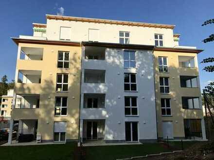 4-Raum-Wohnung mit Seeblick!