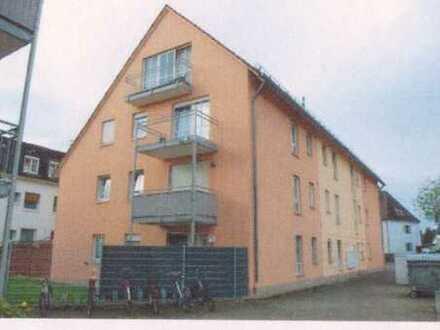 gepflegte 2 ZKB-Wohnung mit Balkon, TG-Stellplatz