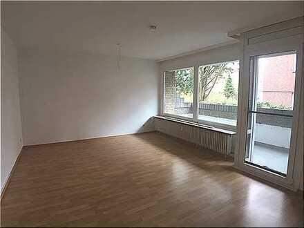 Optimale Aussichten - hübsche Pärchenwohnung mit Balkon - Kreyenbrück!