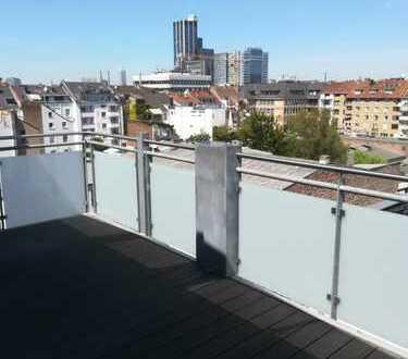 Hochwertige 4-5 Zimmer Masionette-Wohnung mit Blick über Düsseldorf