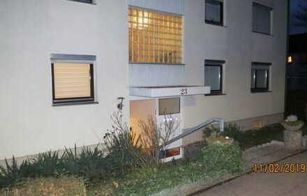 Sehr schön gelegene 3,5-Zimmer Wohnung in Kirchheim