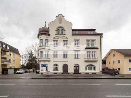Showroom in historischem Vorstadthaus