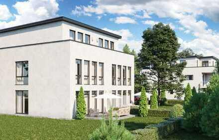 Exklusive Dachgeschosswohnung, Neubau in Bensberg–Frankenforst