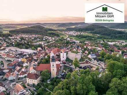 Wohncarré PARSBERG - naturnah und verkehrsgünstig leben - Neubau 2-Zimmer-Obergeschoss-Wohnung