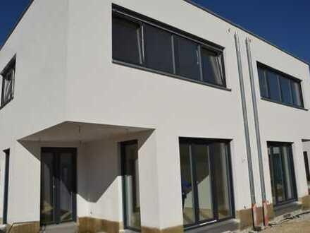 Exklusive Doppelhaushälfte in bester Lage, hochwertige Ausstattung, Neubau