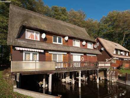 Bootshaus in idyllischer ruhiger Lage *3D-Rundgang verfügbar