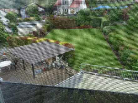 6 ZKB Maisonettewohnung 196 qm mit großem Garten und 2 Garagen