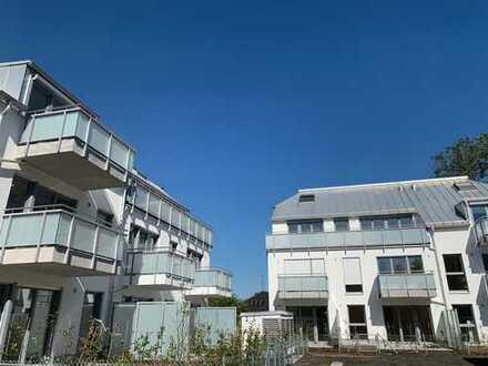Feldmoching-Neubau Erstbezug! Moderne Wohnung mit W-Balkon in ruhiger Lage