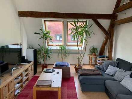 Tolle helle 4-Zimmer-DG-Wohnung mit Dachterrasse in Essen Rüttenscheid