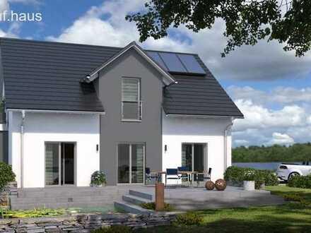 Einfamilienhaus Life 12 V1 - klare Raumaufteilung