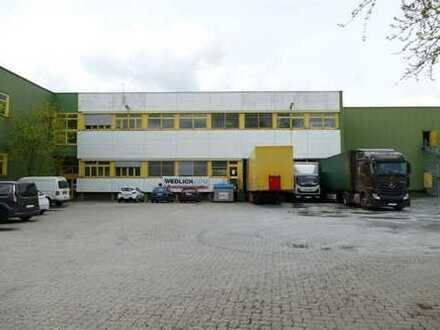 Lager/Produktionshalle mit Büroeinheit in 95460 Bad Berneck verkaufen