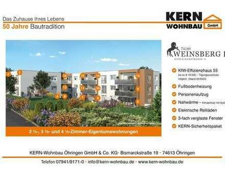 Großzügiges Wohnen! 4,5 Zimmer-Dachgeschoss-Wohnung mit Balkon WHG_16