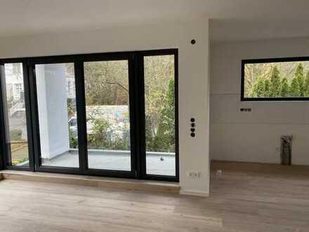 Neubau-Erstbezug: 3 Zimmerwohnung mit Balkon in gehobener Ausstattung
