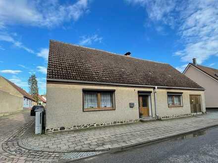 Vielseitig nutzbare Immobilie in der schönen Uckermark-Fürstenwerder zu verkaufen