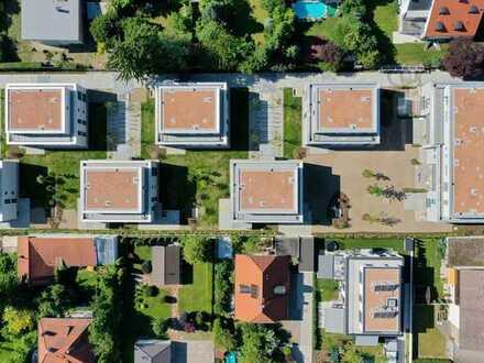 Neubau Nähe BMW   Waldmeisterstrasse: 4-Zi.-Wohnung mit Loggia (WE 10   18   26)