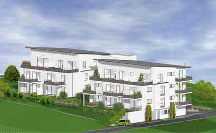 ETW 1 * Neubauwohnung 1,5-Zimmer-Appartement mit Balkon in bester Lage