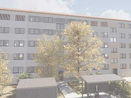 Vermietete 3-Zimmerwohnungen mit jeweils einem Balkon in angenehmer Lage der Waldstadt