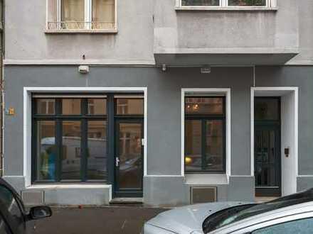 Leben und Arbeiten im Belgischen Viertel!