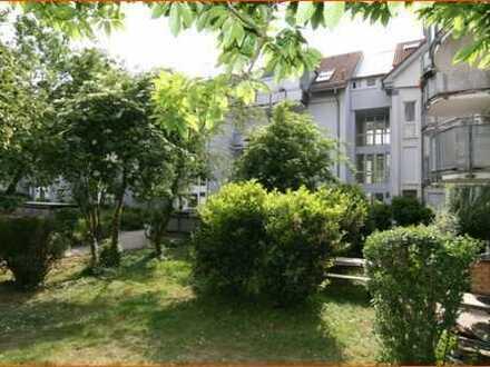 2 Zimmer-Wohnung mit Balkon und Tiefgaragenstellplatz in Dossenheim!