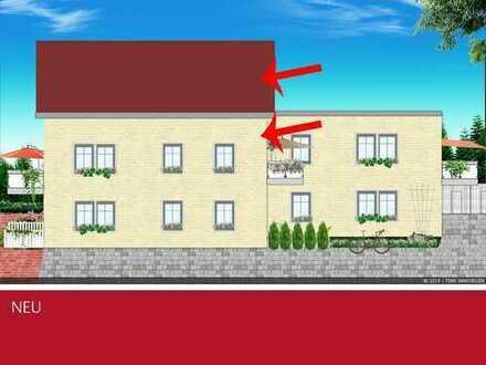 Neubau Obergeschosswohnung über 2 Ebenen in zentraler Lage von Heek