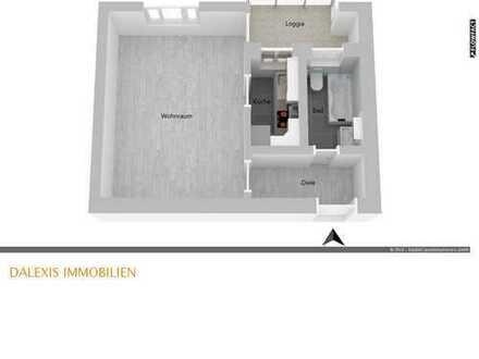 Gelegenheit: Gut geschnittenes Appartement mit Loggia in München-Am Hart