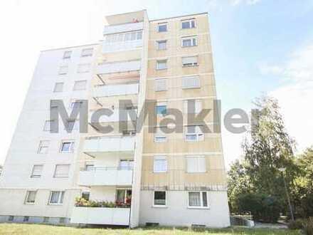 Charmante 5-Zi.-Whg. mit 2 Balkonen und Gestaltungspotenzial in ruhiger Lage von Mühlacker