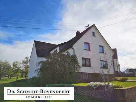 Gepflegtes Einfamilienhaus mit Scheune - Nähe Bad Marienberg!