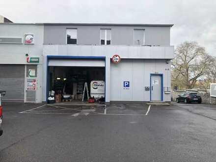 Lagerhalle mit Büro in AC-Burtscheid - Ideal für Handwerker