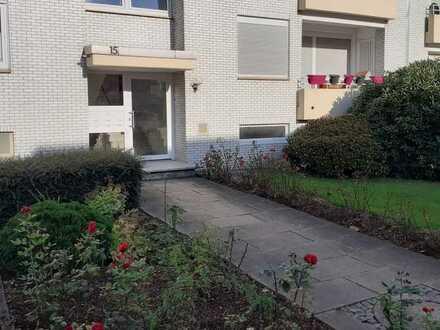 Modernisierte 3,5-Zimmer-Wohnung mit 2 Balkone und einer modernen Einbauküche in Dortmund Kirchlinde
