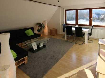 Schönes, möbliertes WG-Zimmer in freundlicher 4er-WG in Schwäbisch Hall (Hessental) zu vermieten