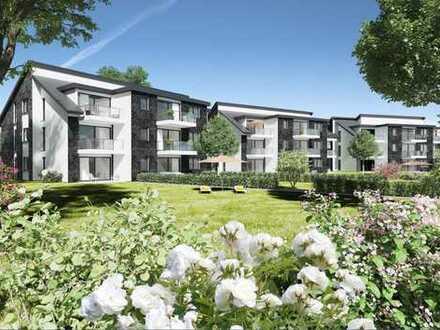 Neubau Eigentumswohnung in Hünxe - jetzt aber schnell!