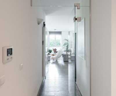 Tolle Kapitalanlage ! Exklusive, neuwertige 3-Zimmer-Erdgeschosswohnung, mit Garten in Neu Ulm