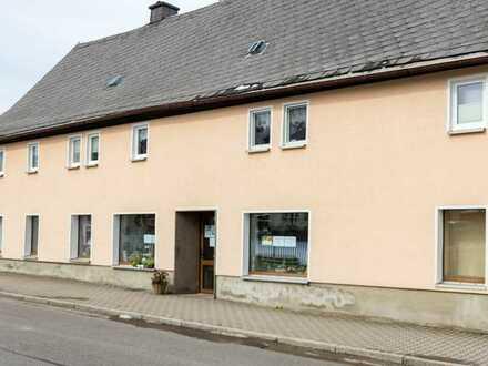 Zentral gelegenes Ladengeschäft/Gewerbeeinheit in Crottendorf!!
