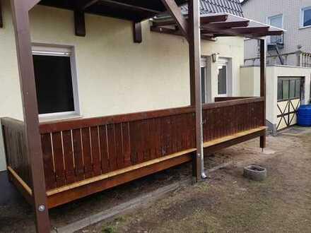 2-Raumwohnung im Zweifamilienhaus -saniert-