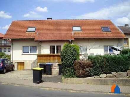 Gemütliches Einfamilienhaus in direkter Ortslage von Steinbach