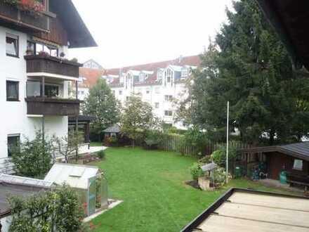 2 Zi. Wohnung mit Pep für Individualisten in Geretsried mit bester Infrastruktur