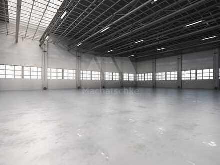 Vielseitig nutzbare Lagerhalle im bekannten Städtedreieck Nürnberg-Fürth-Erlangen - (Beispielfoto)