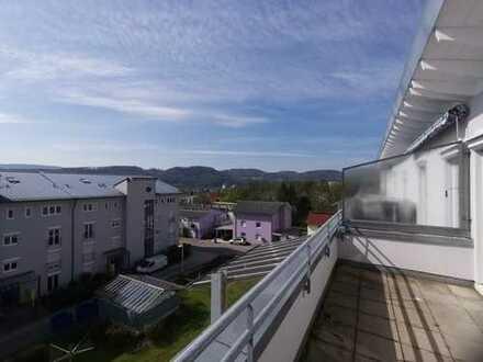 Wundervolle 3,5 Zimmer Wohnung mit 2 Balkonen und TG-Stellplatz
