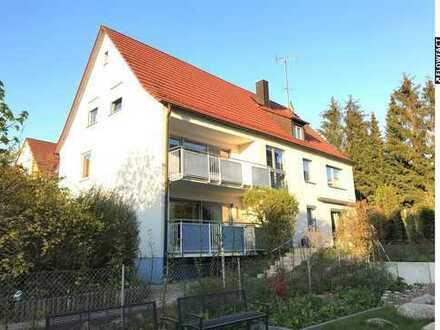 Möblierte 4-Zimmerwohnung mit Süd-Balkon in Erlangen-Dechsendorf