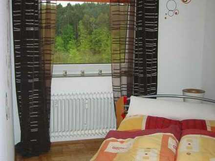 2-Zimmer Wohnung mit Schwimmbad / Sauna und schönem unverbaubaren Blick, nähe Klinikum