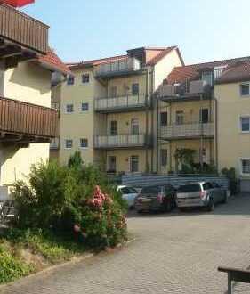 Singlewohnung im Zentrum von Nossen mit Balkon - Dachgeschoss