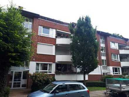 barrierefreie 3 Zi DG Maisonette ETW mit Lift und Dachterrasse in ruhiger Lage von Findorff