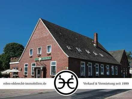 Alt eingesessenes Gesellschaftshaus mit Hotel zu Verkaufen | Rodenkirchen | Stadland