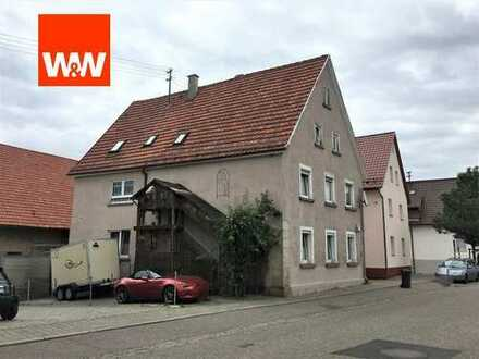 3-Familien-Haus in Eberdingen/Nußdorf mit Garagen und Garten