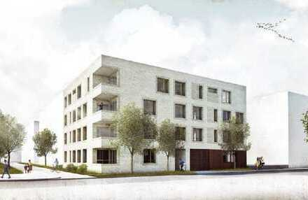 STEINGAUQUARTIER 2-Zimmer-Wohnung Nr. 7 in Kirchheim, vielfältig und abwechslungsreich