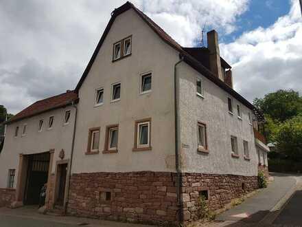 3 Zimmer Mietwohnung in 97956 Gamburg, Uissigheimer Str. 9